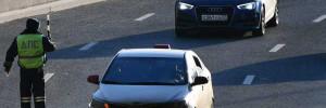 ГИБДД начала ловить на дорогах неплательщиков с помощью приставов