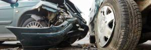 На северо-западе Москвы столкнулись четыре автомобиля