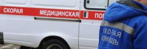 Автомобиль с тремя людьми упал в реку в Приморье