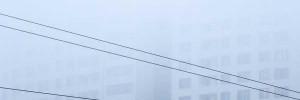ЦОДД призвал московских водителей быть осторожными из-за густого тумана