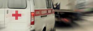 В Петербурге произошло смертельное ДТП с «Камазом» и пятью легковушками