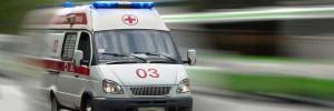 В Москве скорая насмерть сбила женщину