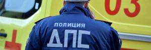 В Красноярском крае микроавтобус опрокинулся в кювет, восемь человек пострадали