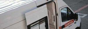 В Москве столкнулись трамвай и автомобиль