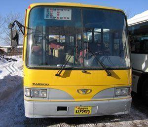 Автобус DAEWOO BM-090 - 2000 г. (городской)
