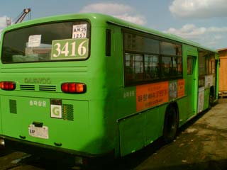 Автобус DAEWOO BS-106L - 2001 г