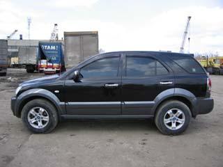 Автомобиль KIA SORENTO 2002