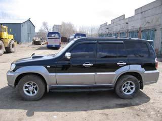 Автомобиль HYUNDAI TERRACAN 2001