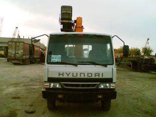 Манипулятор HYUNDAI 5 т 2001 г