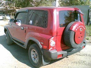 Автомобиль SSANGYONG KARANDO - 2002 г
