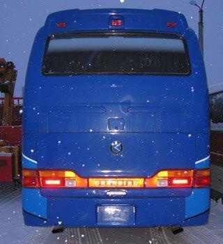 Автобус KIA GRANBIRD KM 948-E -2000
