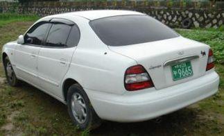 Автомобиль DAEWOO LEGANZA- 1999 г