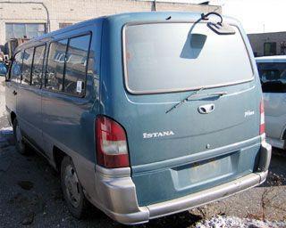 Микроавтобус SSANGYONG ISTANA-1999г.