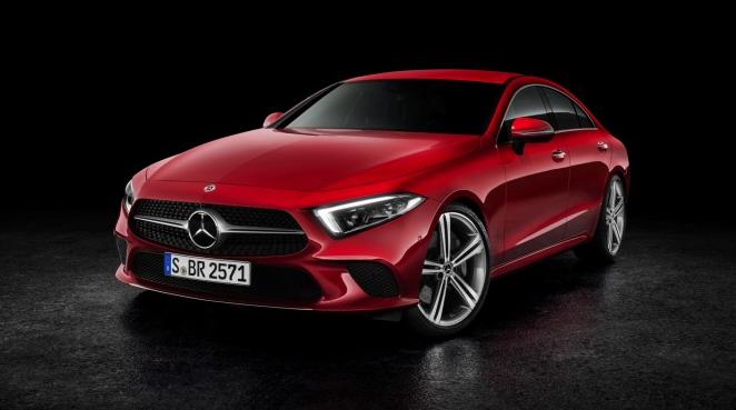 <p>Mercedes-Benz CLS.  Фото: © mercedes-benz.ru</p>